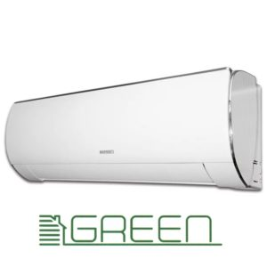 Настенный кондиционер Green GRI GRO-09 серия HH2, со склада в Воронеже, для площади до 25м2