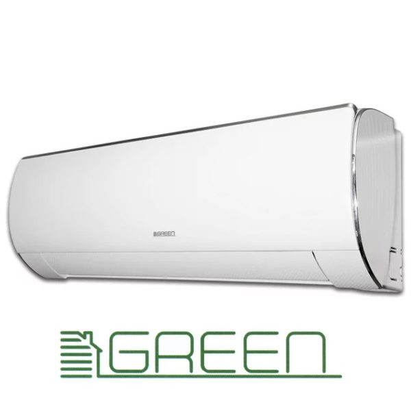 Настенный кондиционер Green GRI GRO-12 серия HH2, со склада в Воронеже, для площади до 35м2