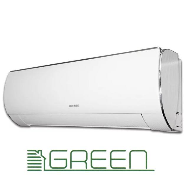 Настенный кондиционер Green GRI GRO-24 серия HH2, со склада в Воронеже, для площади до 65м2