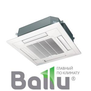 Кассетный внутренний блок мульти сплит-системы Ballu BCI-FM-12HN1/EU (compact) серия Super Free Match, по низкой цене со склада в Воронеже. Бесплатная доставка. Звоните!