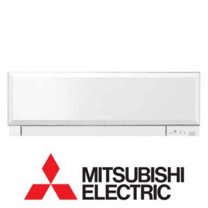 Инверторный настенный внутренний блок мульти сплит-системы Mitsubishi Electric MSZ-EF25VEW со склада в Воронеже серия Design Inverter для площади до 25 м2. Бесплатная доставка. Звоните!
