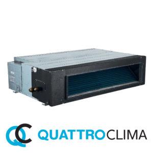 Канальный кондиционер QuattroClima QV-I18DF QN-I18UF со склада в Воронеже, для площади до 51 м2. Официальный дилер!